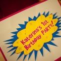 Yo Gabba Gabby 1st Birthday