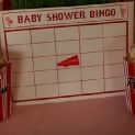 Vintage Sports Baby Shower