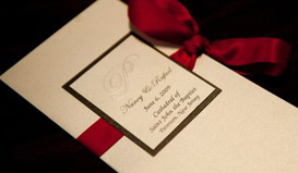 The Finishing Touch Custom Stationery Gallery