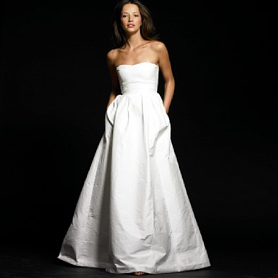 6ec04ce432f8 Who Knew J.Crew Did Wedding Dresses    » The Finishing Touch Events
