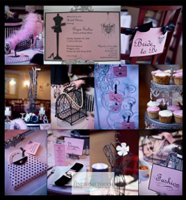 Rajnis Bridal Shower Collage