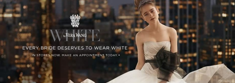 63e044a1b4b4 WHITE by Vera Wang featured at David's Bridal. Tuesday the 15th of  February. Are ...